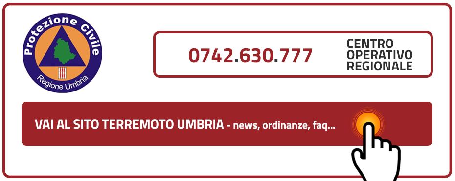 Sisma Umbria 2016