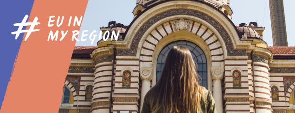 Una nuova campagna per scoprire i progetti finanziati dall'UE di tutta Europa con Open Day, caccia al tesoro e photo contest.